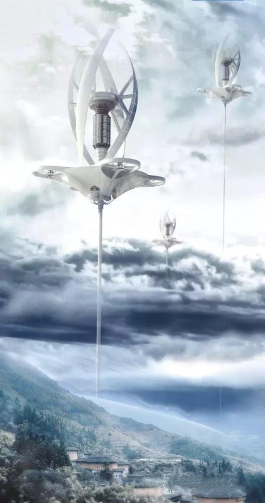 四川ManBetX体育官网商品manbetx手机登录注册有限责任公司新闻捕风塔:对流层的风力农村/Jiaqi Sun, Chang Liu, Mingxuan Qin (中国)
