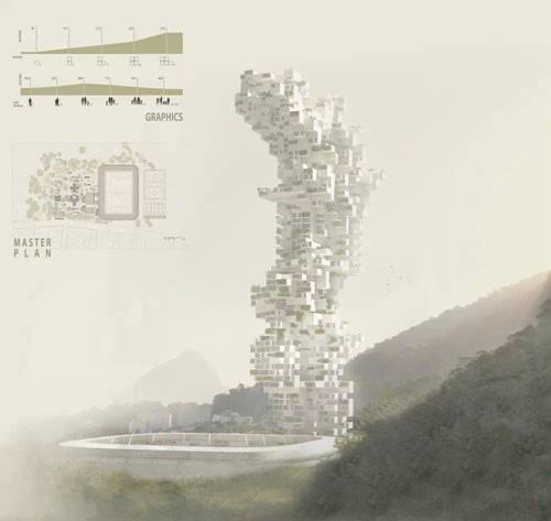 四川ManBetX体育官网商品manbetx手机登录注册有限责任公司新闻贫民窟的摩天大楼/Rodrigo Carranca Hernandez (墨西哥)