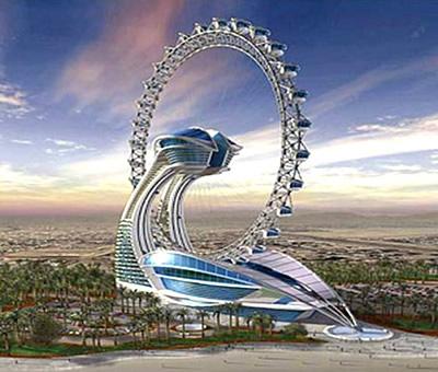 迪拜钻戒旅馆