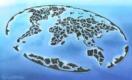 迪拜世界岛