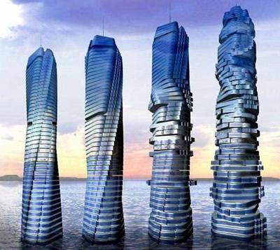 迪拜旋转塔